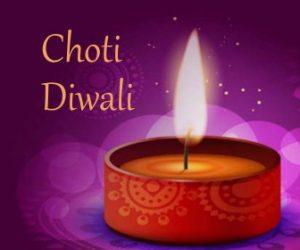 Choti diwali
